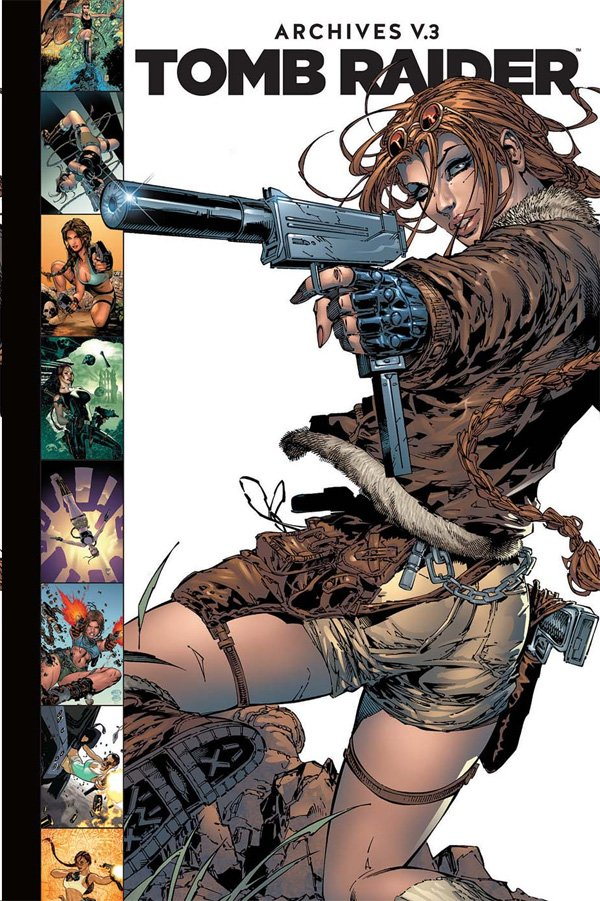 Tomb Raider Archive Volume 3 HC